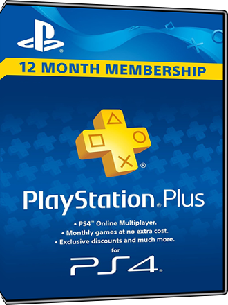 365 DAY PlayStation Plus Card!!