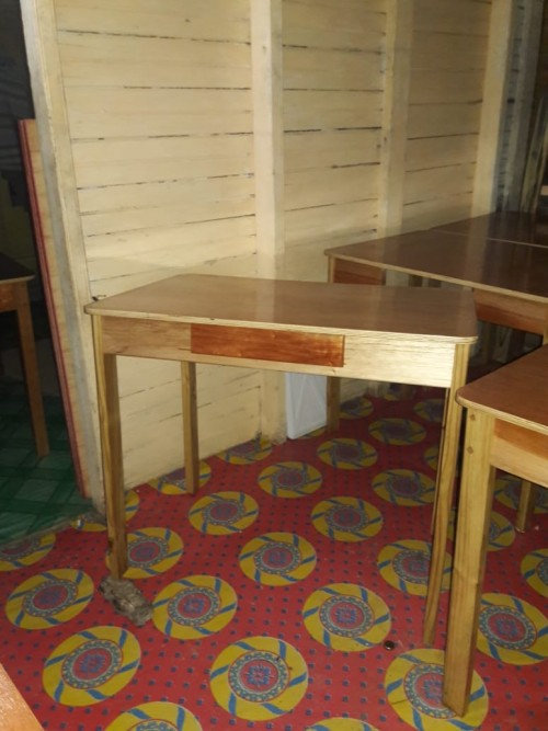 Desks, Whiteboards, Chairs, Filing Cabinets