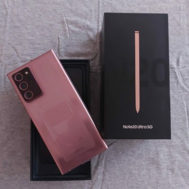 Brand New IN BOX Samsung Galaxy NOTE 20 ULTRA 5G