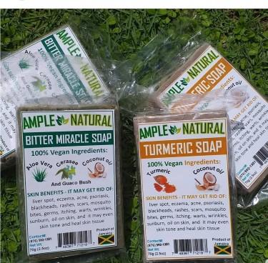 Natural (Organic) Soaps