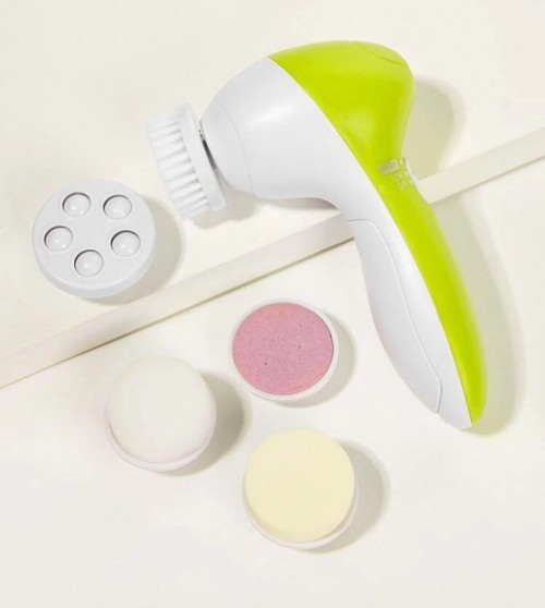 5 In 1 Facial Cleansing Brush