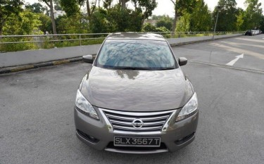 Newly Imported Nissan Sylphy