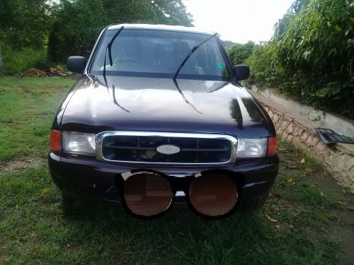 2002 Ford Ranger Pick Up