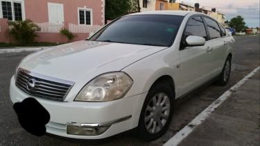 2007 Nissan Cefiro