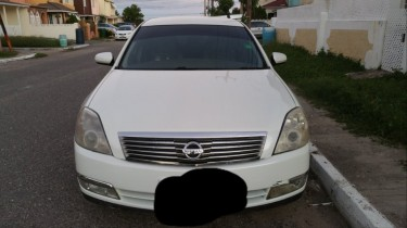 2007 Nissan Cefiro  Cars Portmore