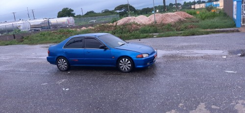 1994 Honda Civic Si
