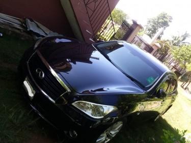 2012 Nissan Fuga Infiniti M