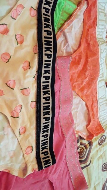 Victoria Secret/Pink Panties