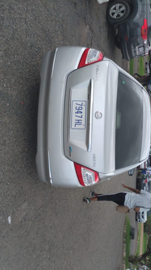 Nissan Tiana