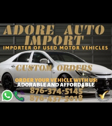 Import Your Vehicle