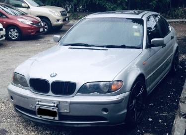 BMW 318i, 2003