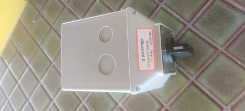 Boamain Changeover Switch 660v 63A