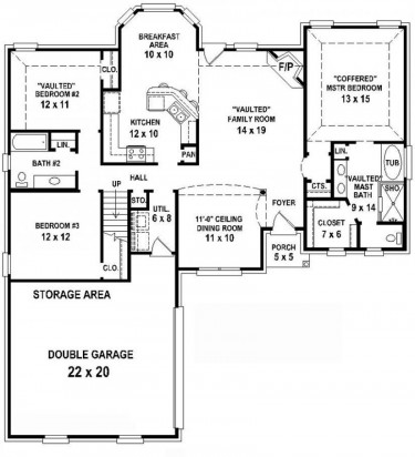 5 Bedroom To Choose From
