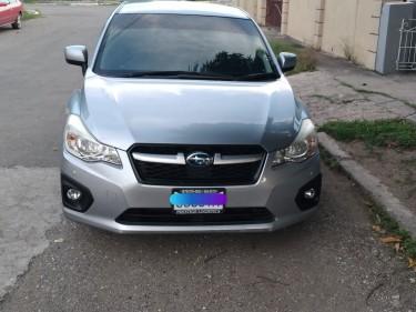 Subaru G4, 2013