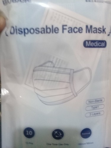 MASK ON SALE 10 FOR $500