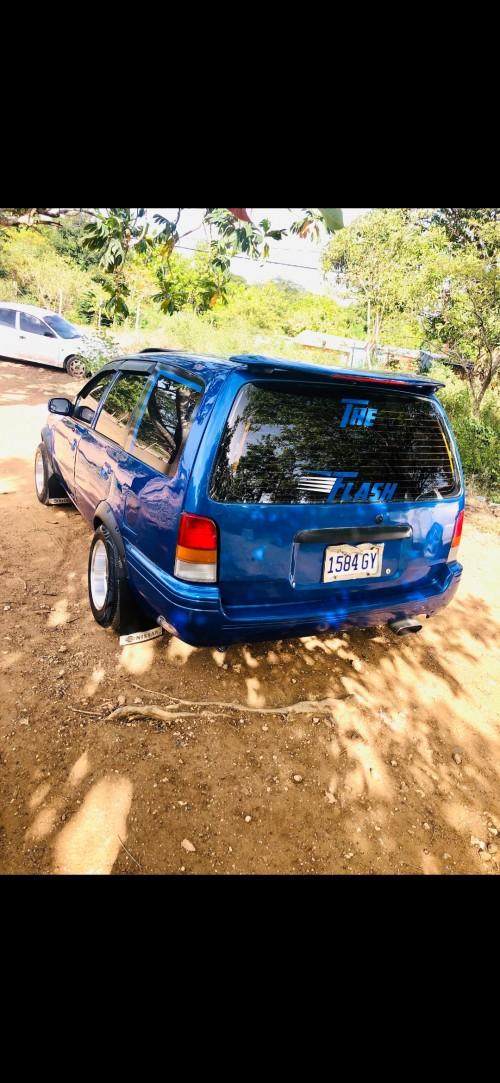 Nissan Ad Wagon 1990