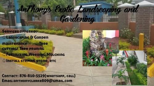 Landcaping