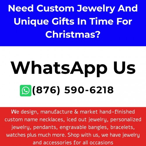 Custom Jewelry And Unique Gifts