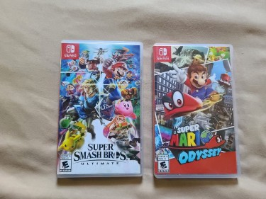Nintendo Switch Games For Sale!