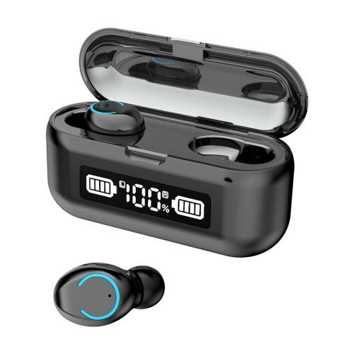 Earbuds Wireless Bluetooth 5.0 TWS Headset Earphon