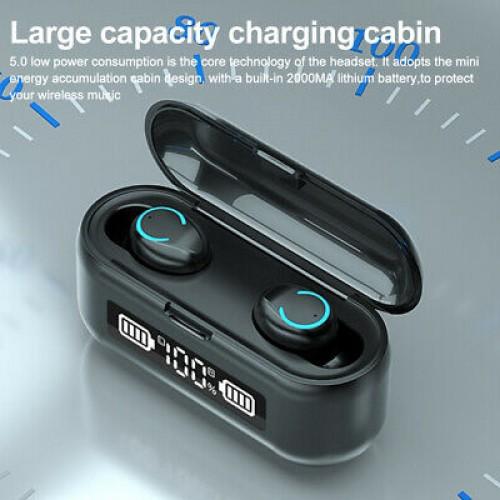 Earbuds Wireless Bluetooth 5.0 TWS Headset Earphon