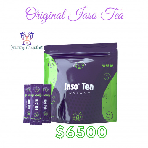 Original Iaso Detox Tea - Lose 5 Pounds In 5 Days