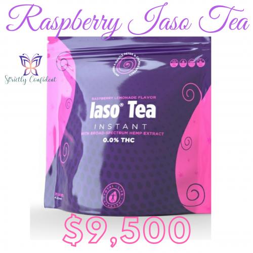 Raspberry Iaso Detox Tea