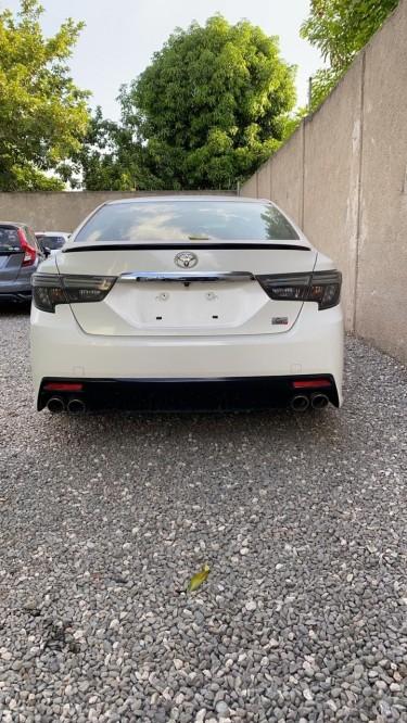 2015 Toyota Mark X GS