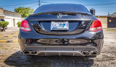 2016 Mercedes Benz C 300 4 MATIC