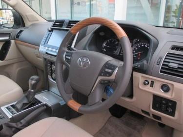Toyota Land Cruiser Prado TZ-G