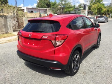 2018 Honda HRV EX