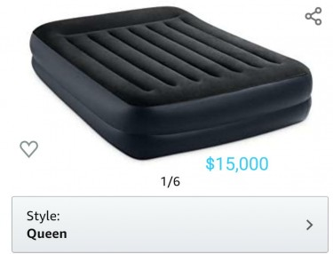 Inflatable Beds( Queen & Twin)