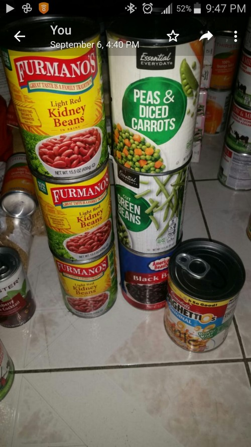 Various Items - Food Items And Household Items