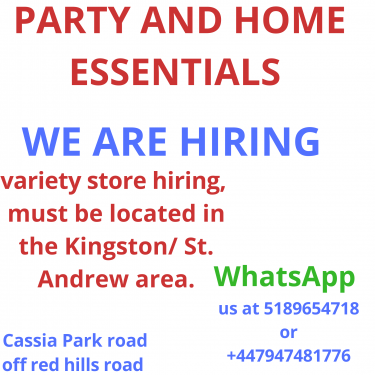 NEED A FULL TIME WORKER ASAP