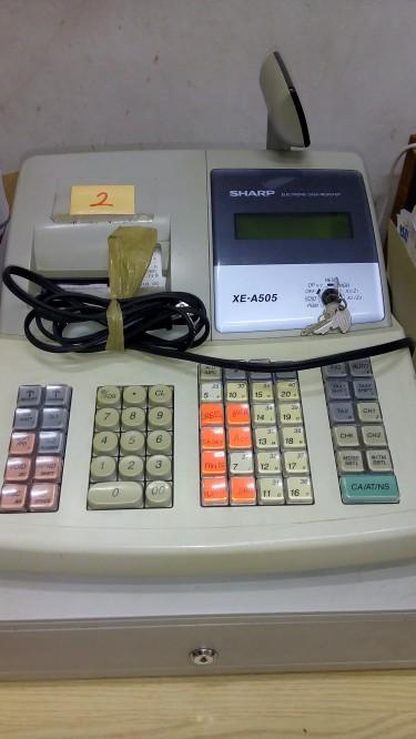 Sharp XE-A505 Cash Register
