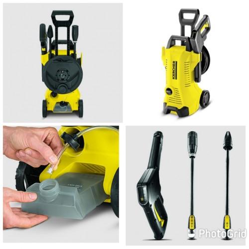 Steamer, Vacuum, Power Wash, Generator, Car Protec