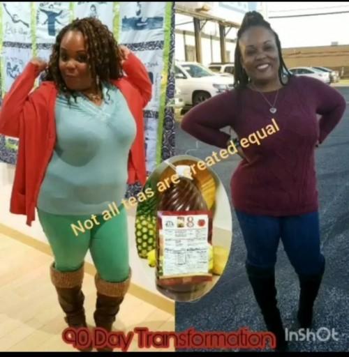 TeDivina Detoxing Tea( Weight And Tummy Loss Etc)