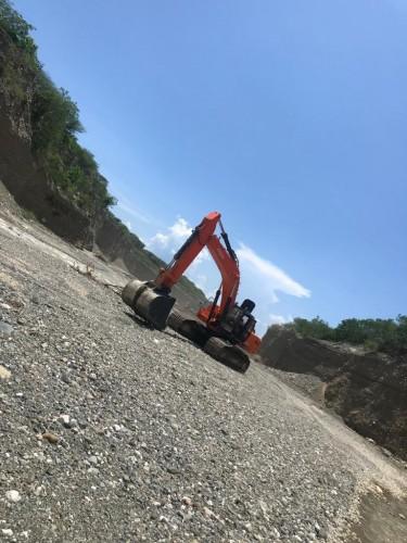 Hitachi Excavator EX450