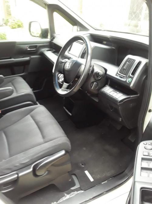 2011 Honda Stepwagon Spada Just Imported For Sale