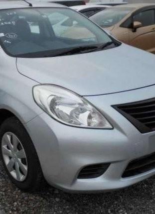 2014 Nissan Latio, Never Registered In Jamaica