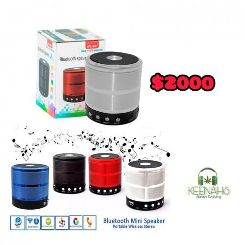 Minie Bluetooth Speaker