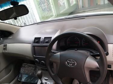 2012 Toyota Axio 2 Wheel Drive 1500 Cc