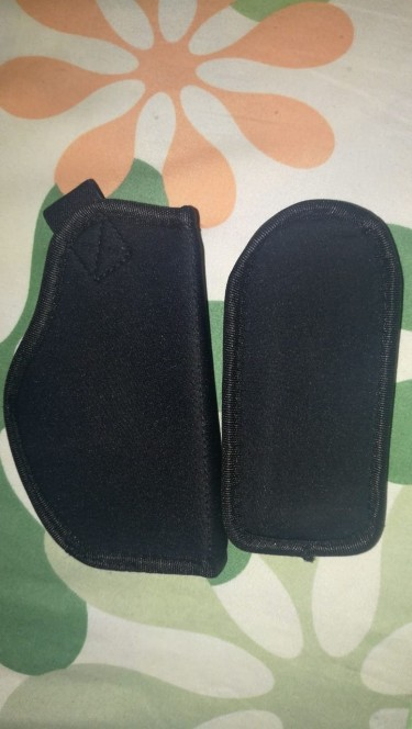 9mm Holster & Mag Pouch