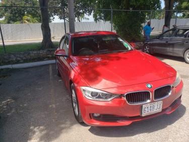 2015 BMW 316i
