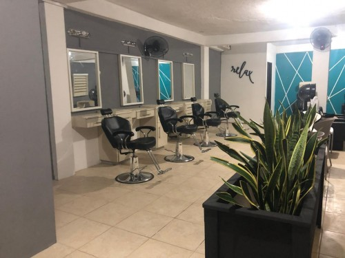Hairdresser, Nailtech And Barber Stations