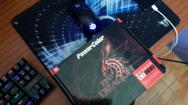 PowerColor Radeon RX 550 4gb