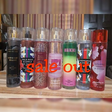 Sale Out  Day Bath And Body Works