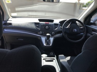 2014 Honda CR-V (Black)