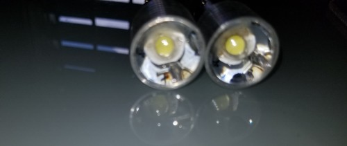 White Led Reverse Bulbs  $600 For A Pair