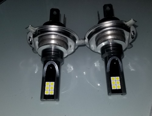 Led Head Light Bulbs Brite And Dim Combo